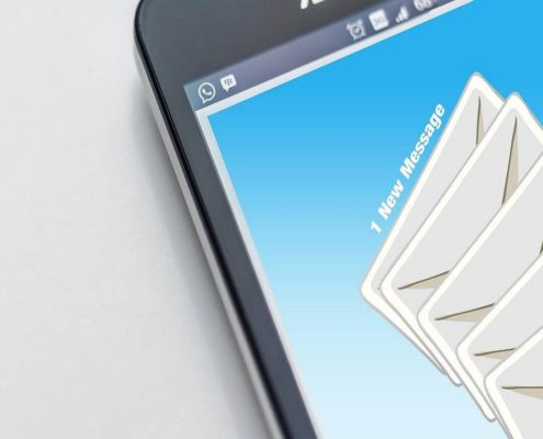 Tendência: e-mail marketing no mobile