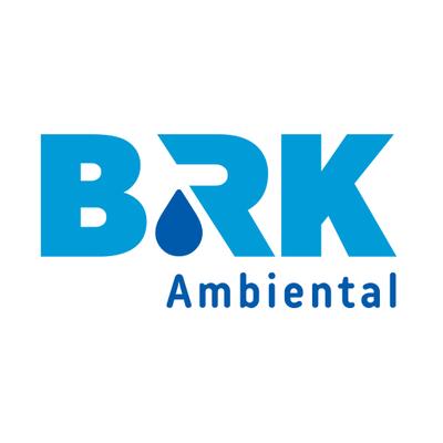 Logo BRK Ambiental