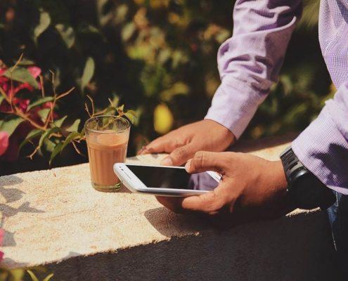 Leitura de e-mails é maior no mobile