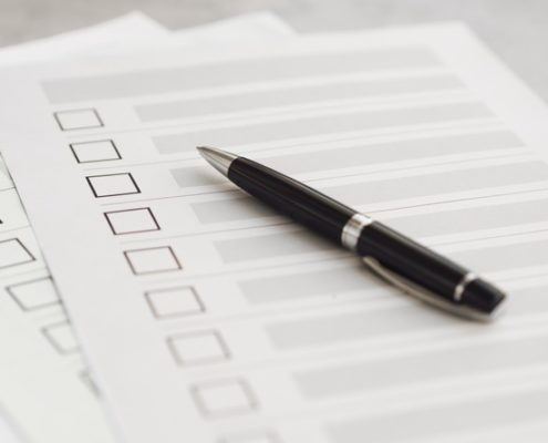 Como Montar uma Ficha de Cadastro de Clientes?