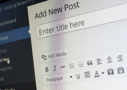 como ter um blog de negócios